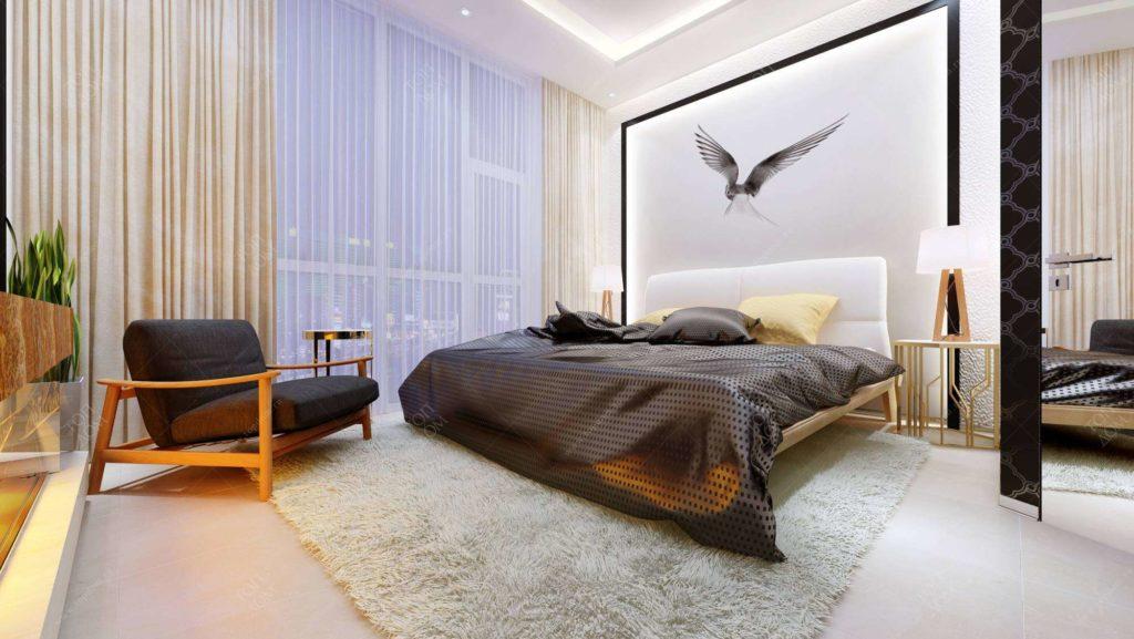 идеи оформления спальни