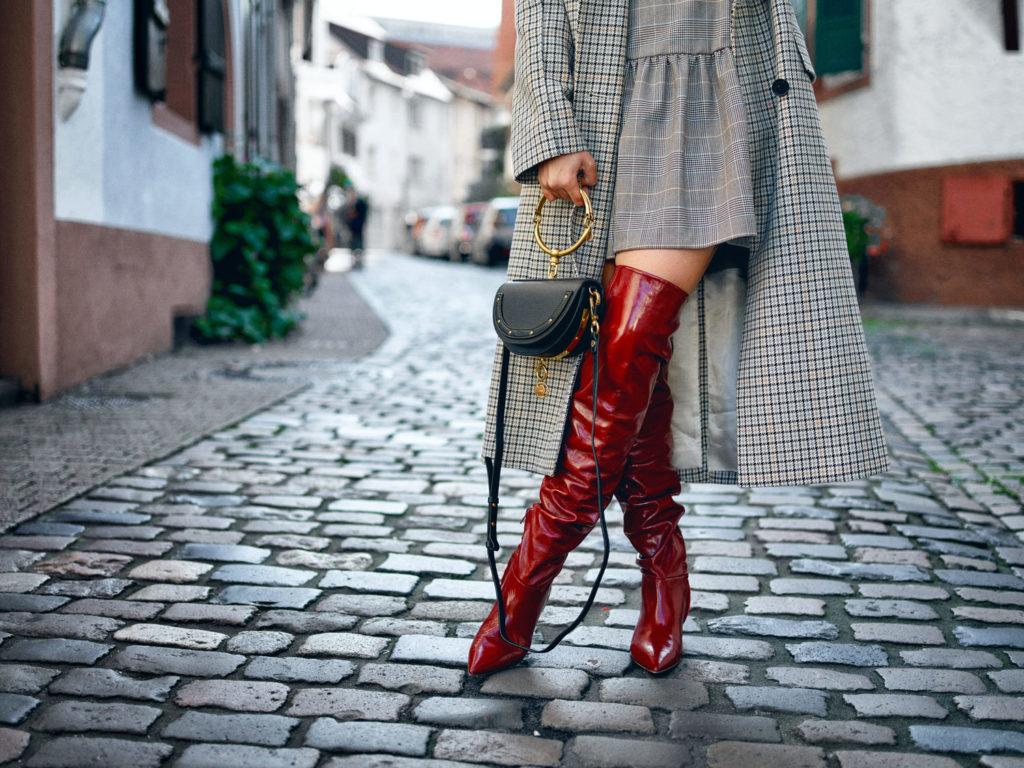 Модные тенденции осенней и зимней обуви.