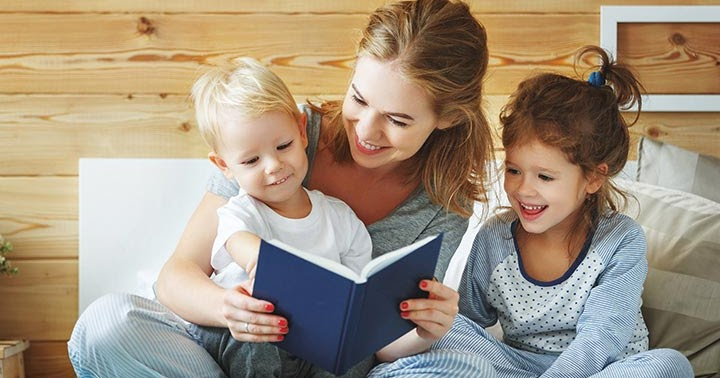 Развитие речи у ребенка