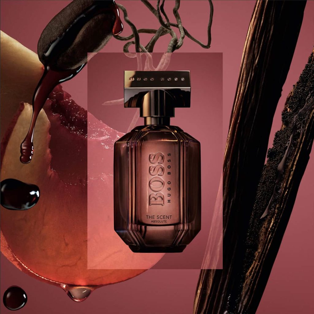 Zhenskaya parfyumeriya BOSS The Scent Absolute For Her.