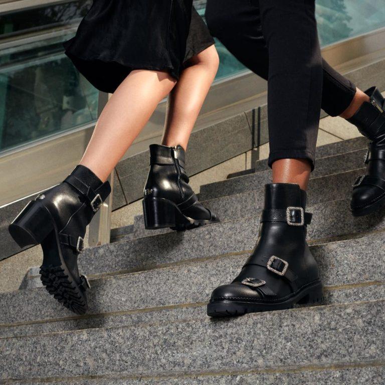 Модные тенденции осенней и зимней обуви