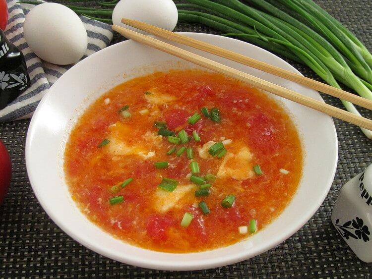 Первые блюда разных регионов Азии.