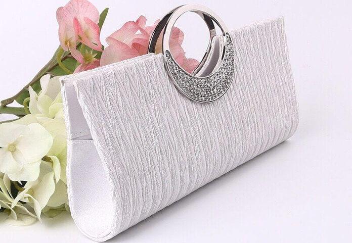 fashion wedding accessory 2020 wedding handbag