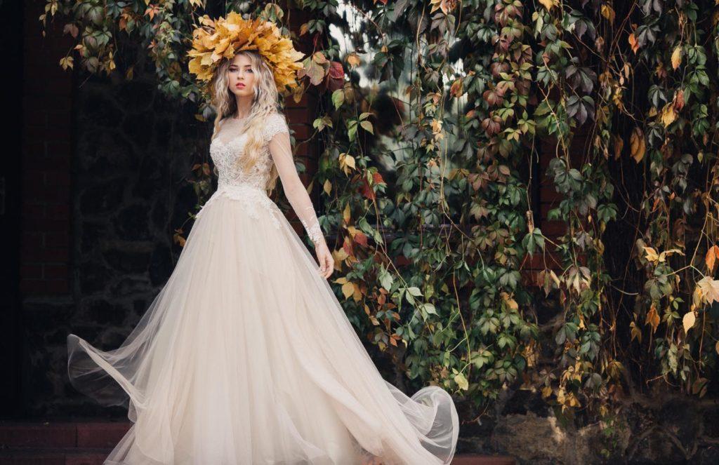 Свадебные тренды осени 2020: вдохновляющие идеи для образа невесты