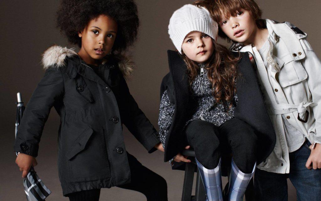 Детская мода: идеи современных луков.