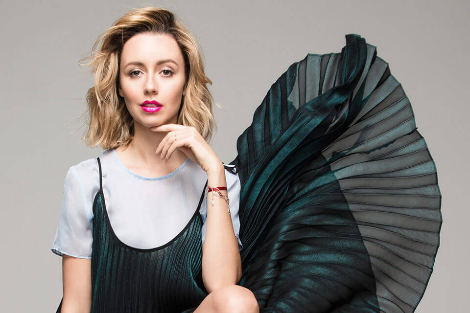 Наталья Османн выпустила коллекцию одежды для беременных