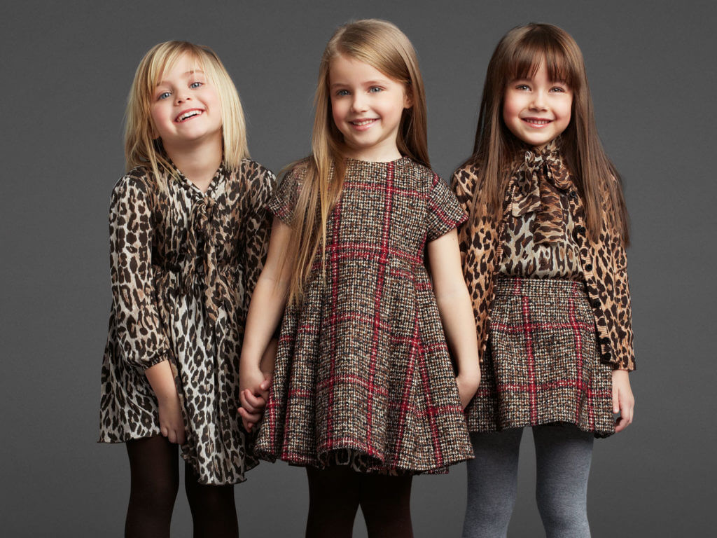 Детская мода идеи современных луков.