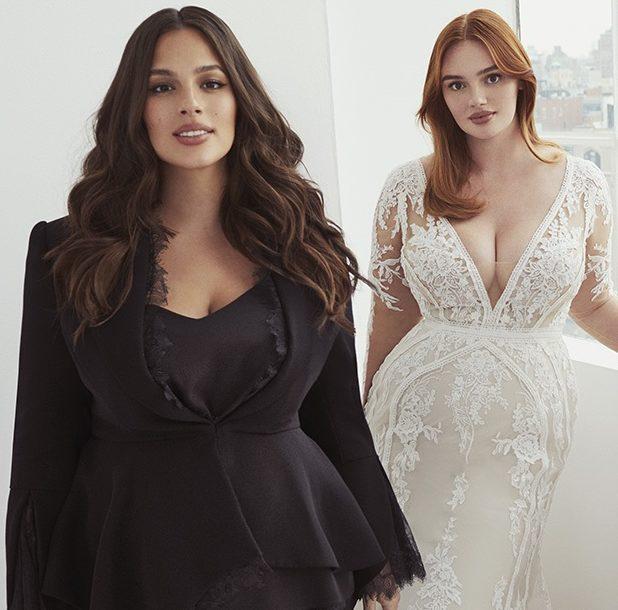Модные тенденции одежды для модниц с пышными формами.