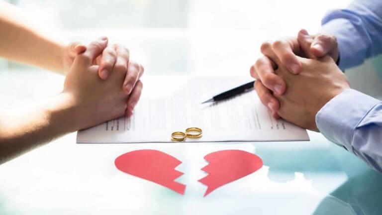 Как пережить развод.