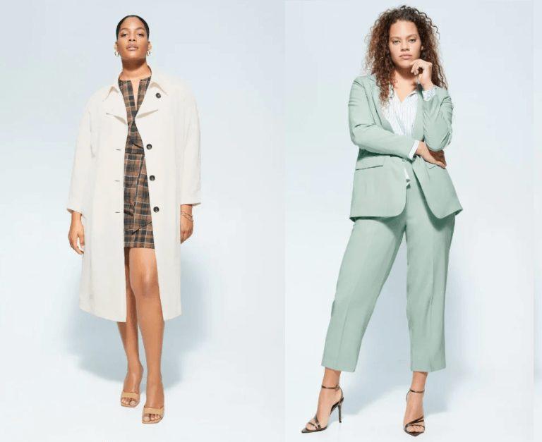 Модные тенденции одежды для модниц.