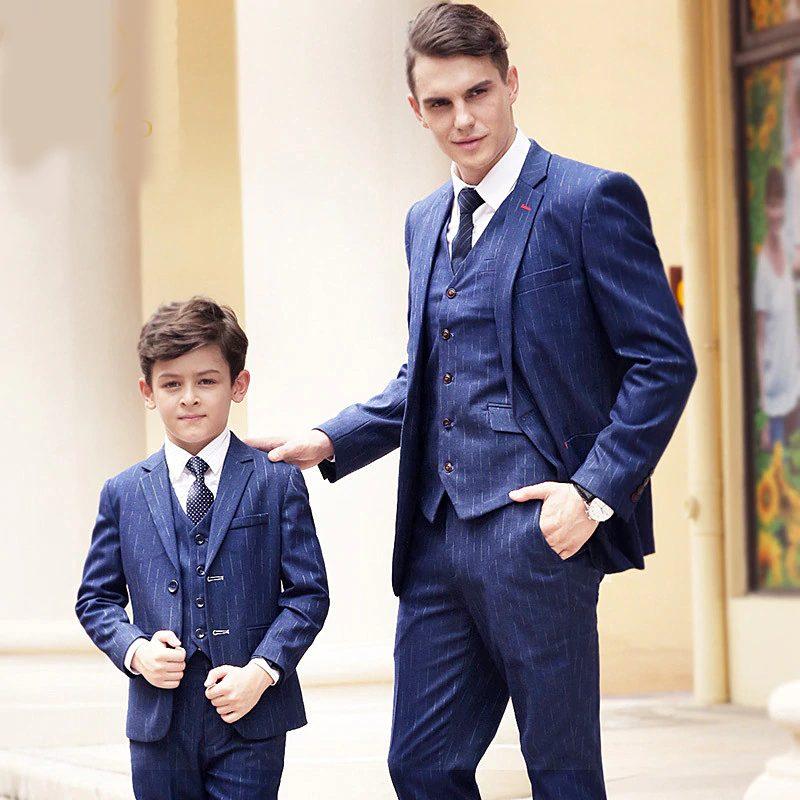 papa i syn moda