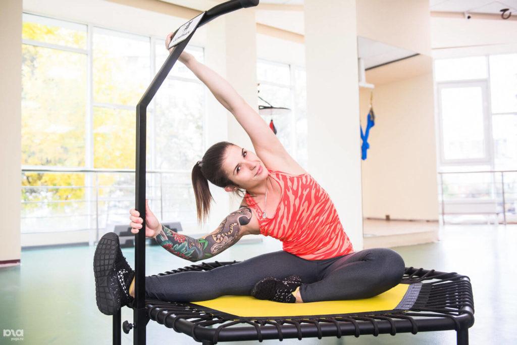7 Фитнес тренировок для хорошего настроения.3
