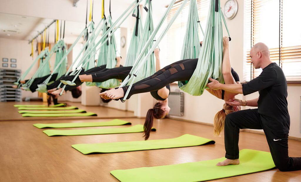 7 Фитнес тренировок для хорошего настроения.6