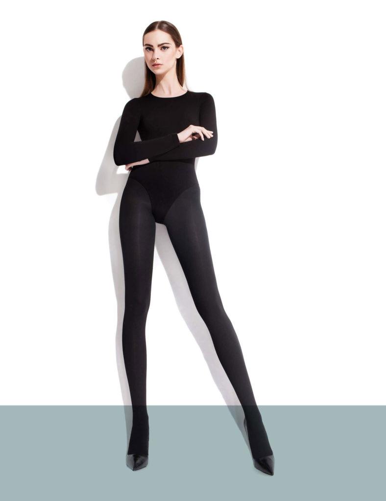 Модные колготки сезона осень-зима 7 модных вариантов