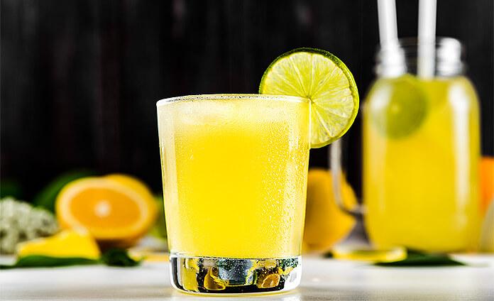 Освежающий цитрусовый лимонад пошаговый рецепт.8