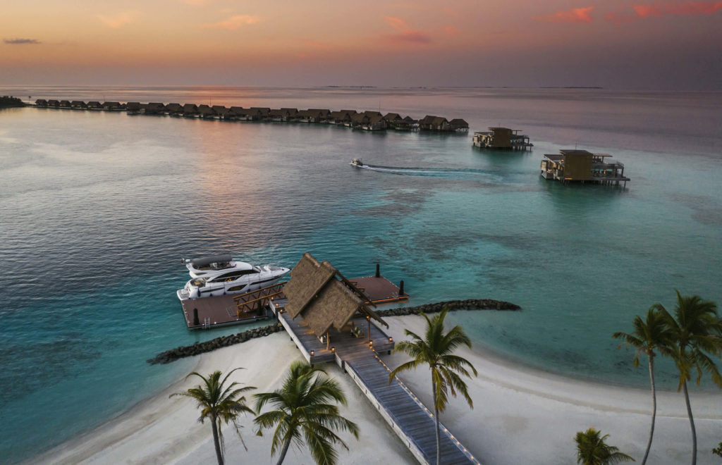 Открытие нового острова на Мальдивах Ithaafushi – The Private Island.1