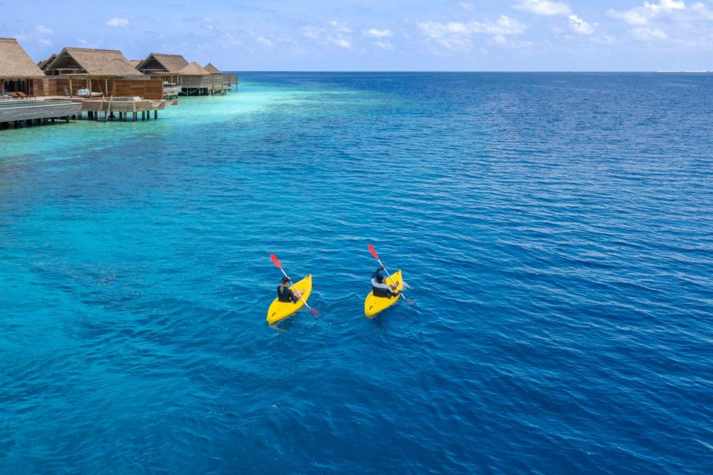 Открытие нового острова на Мальдивах Ithaafushi – The Private Island.5