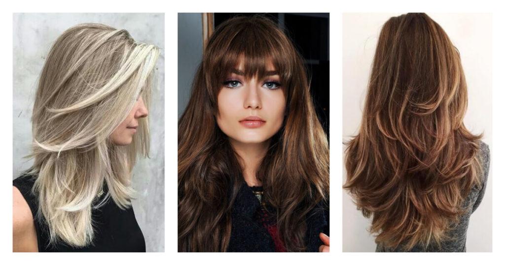 17 женских стрижек на волосы средней длины.8