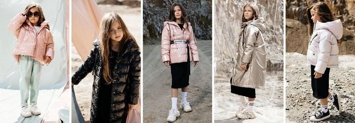 Модная коллекция зимней детской одежды.5