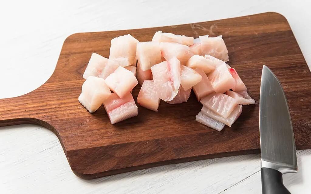 Нежнейшая рыба Тилапия с томатами и розмарином.3