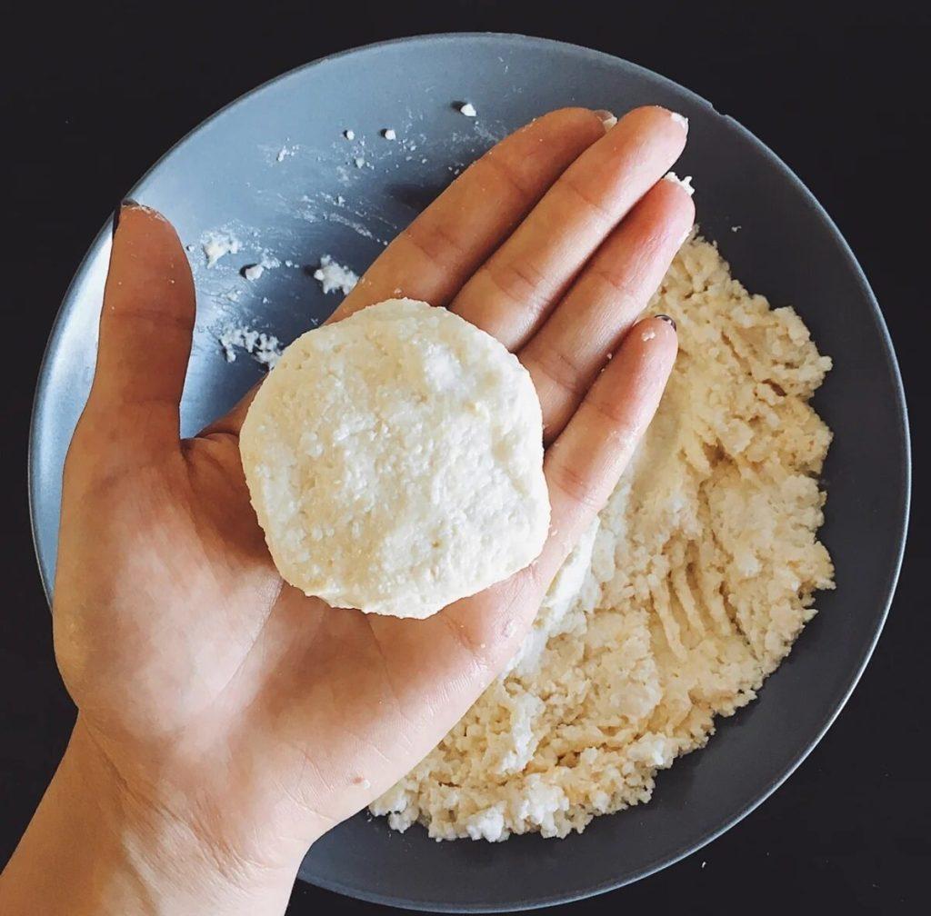 Нежные сырники из творога на завтрак.1