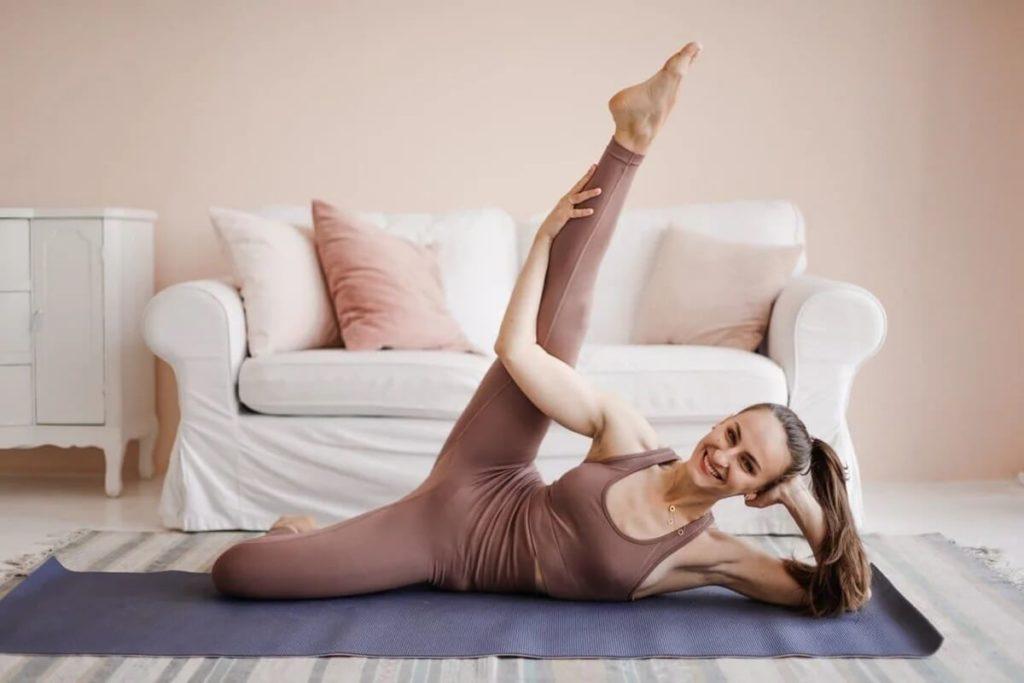Пилатес-шейпинг для стройного и здорового тела.