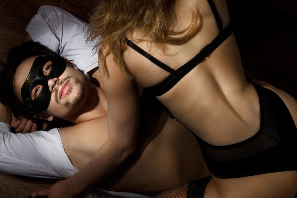 Психология о чем говорят сексуальные фантазии.8