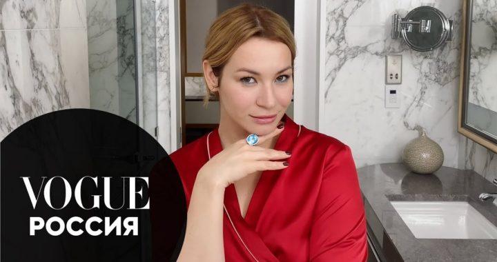 Секреты красоты: дневной макияж от Иды Галич.