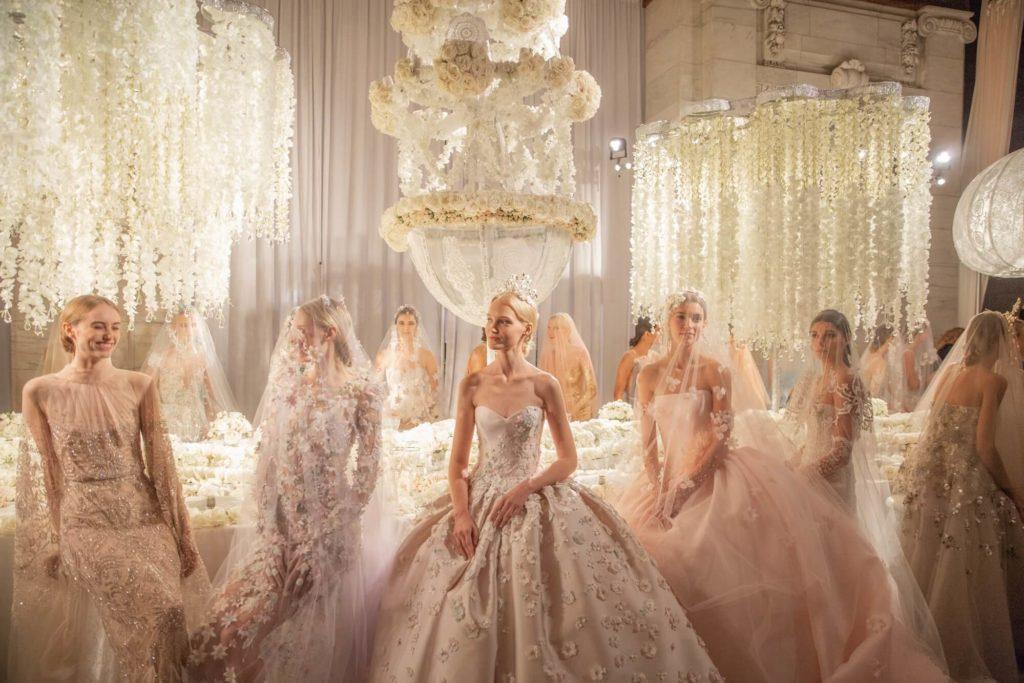 Свадебные платья - модные тренды