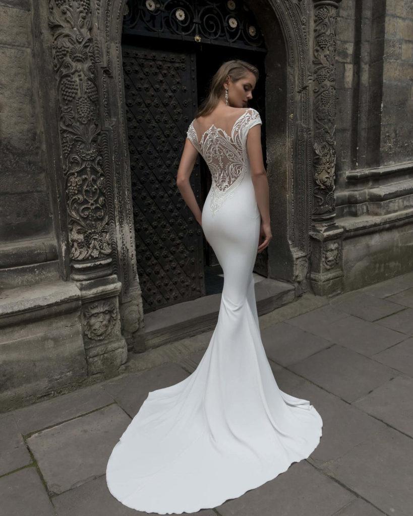 Свадебные платья – модные тренды сезона.