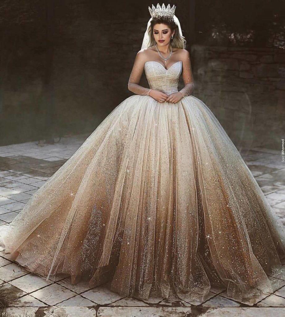 Свадебные платья – модные тренды сезона.10