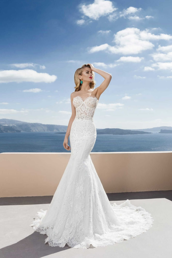 Свадебные платья – модные тренды сезона.12