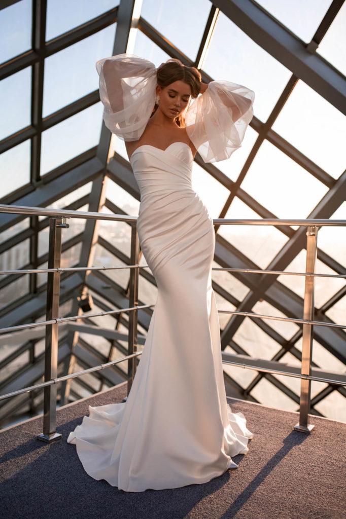 Свадебные платья – модные тренды сезона.17