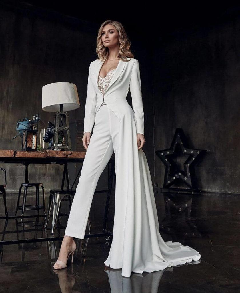Свадебные платья – модные тренды сезона.18