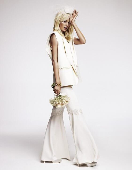 Свадебные платья – модные тренды сезона.19