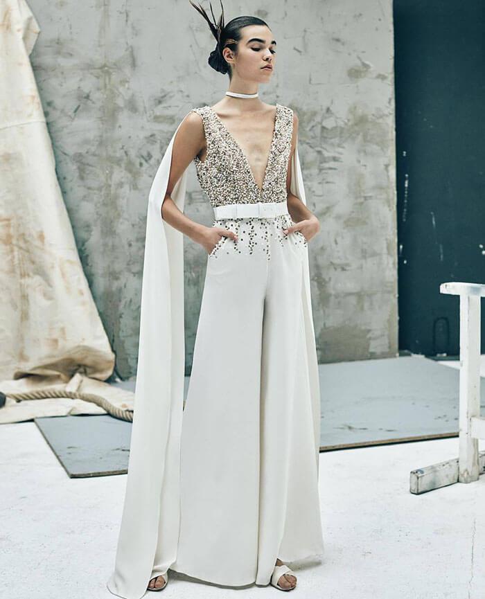 Свадебные платья – модные тренды сезона.20