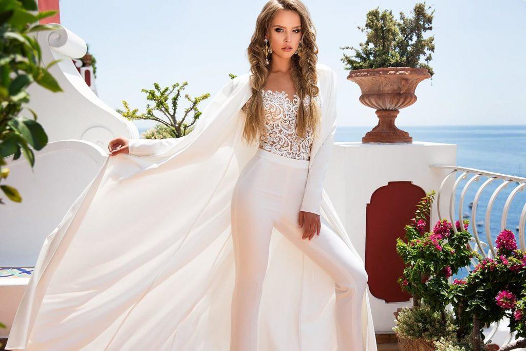 Свадебные платья – модные тренды сезона.21