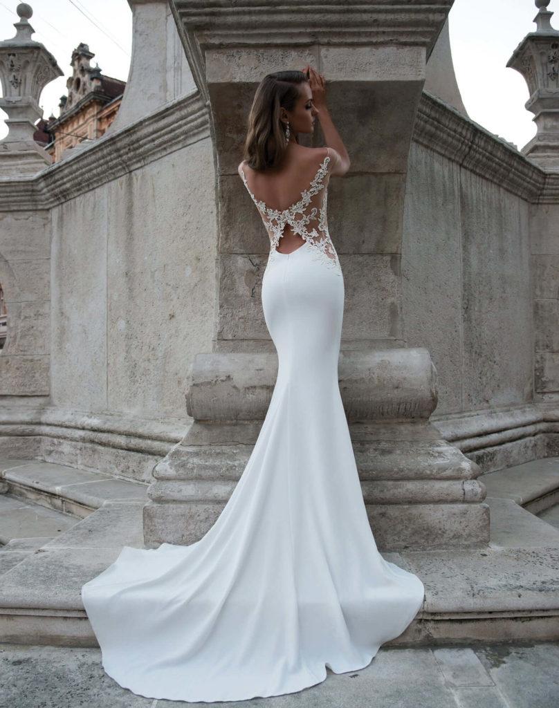 Свадебные платья – модные тренды сезона.3