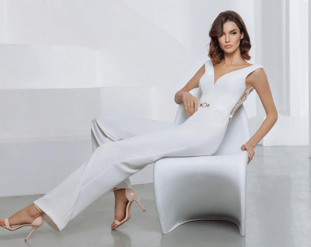Свадебные платья – модные тренды сезона.30