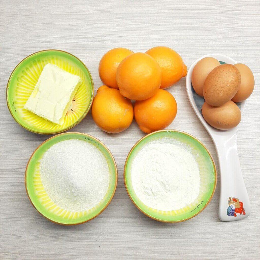 Воздушный апельсиновый курд пошаговый рецепт.1