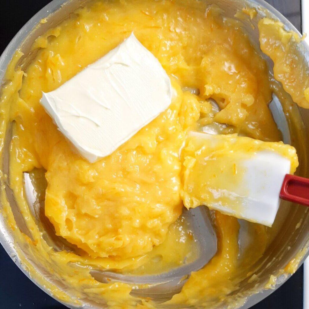 Воздушный апельсиновый курд пошаговый рецепт.6