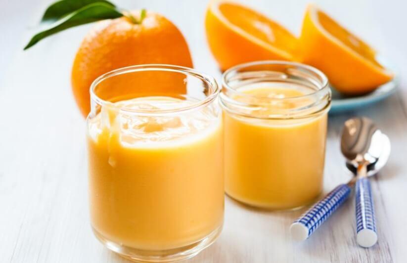 Воздушный апельсиновый курд пошаговый рецепт.