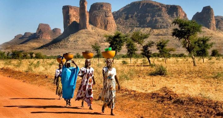 5 самых красивых и безопасных стран Африки.