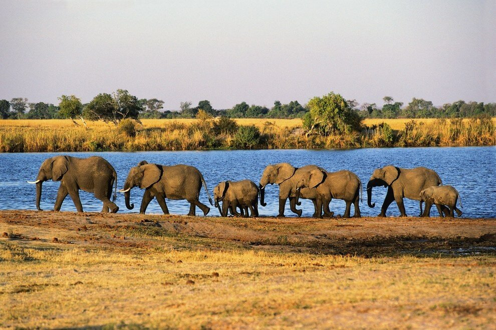 5 самых красивых и безопасных стран Африки.1