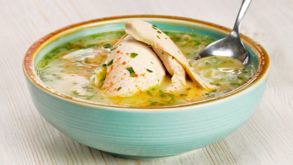 Изумительный грузинский суп - Чихиртма.