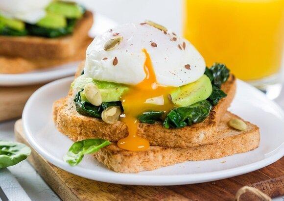 Яйцо пашот пошаговый рецепт.