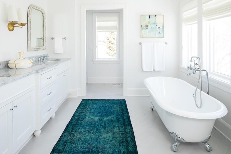 Современные решения ванной комнаты.11