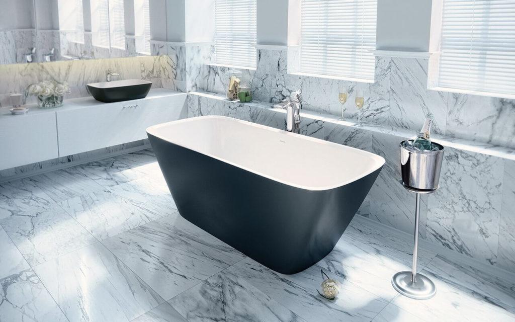 Современные решения ванной комнаты.2