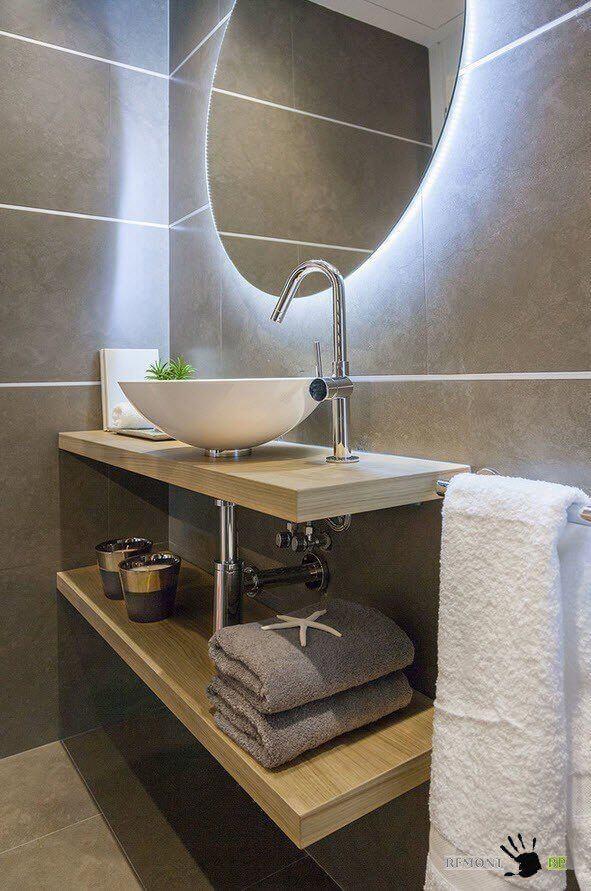 Современные решения ванной комнаты.3