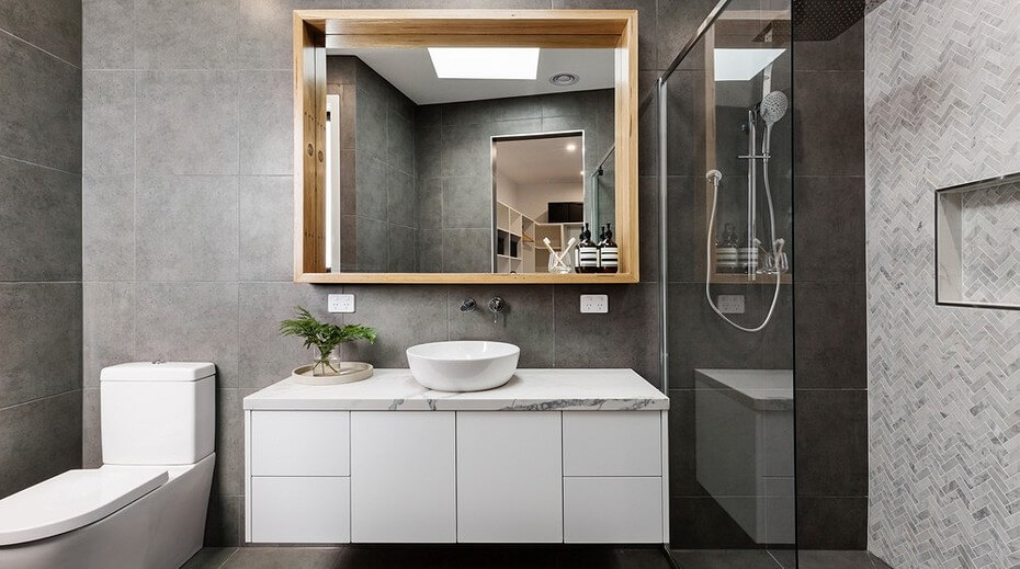 Современные решения ванной комнаты.6